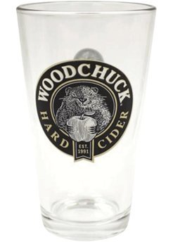 Woodchuck Cider (Woodchuck Cider Pint Glass | Set of 2)