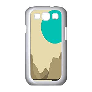 Samsung Galaxy S3 Cases YOSEMITE NATIONAL PARK, Samsung Galaxy S3 Cases Art, [White]