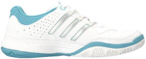 Adidas - Adidas Ambition VII Stripes W Zapatos Deportivos Blanco Cuero V22436 Blanco