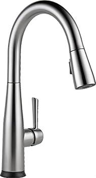 Delta Faucet Essa Single-Handle Touch Kitchen Sink Faucet