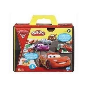 4KIDS Disney Pixar Cars 2 Play-Doh Playset (Play Dough Disney Cars compare prices)