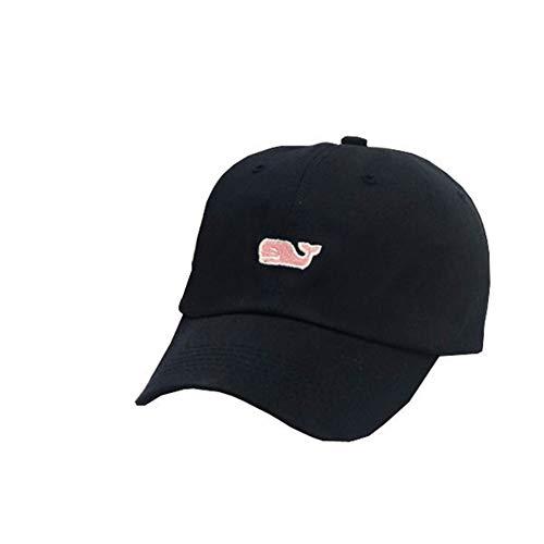 canlans of GG VV Brand Whale Men and Women hat Summer Baseball Cap Blue (Vineyard Women Hat)