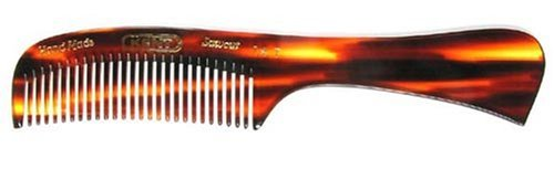 Price comparison product image Kent Comb All Course The Hand Made Comb for Men, 6.5 Inch, 6.5 Ounce