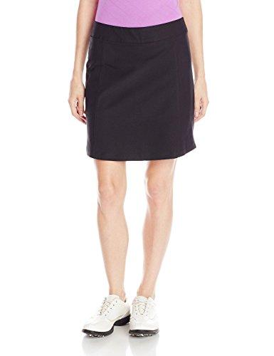 adidas Golf Women's Essentials Puremotion Skort, Black, Small Ladies Golf Skorts