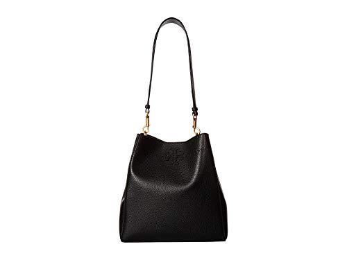 (Tory Burch Women's Mcgraw Hobo Bag, Black, One Size)