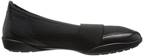 black ECCO Women's Black Shoes Loafer Bluma Band vPqnPrY5