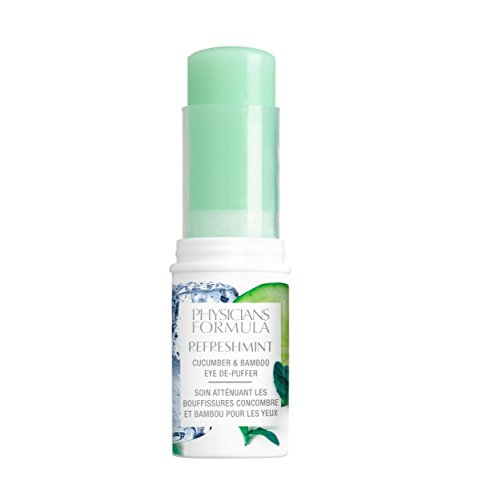 Physicians Formula Refreshment Cucumber & Bamboo Eye De-Puffer, 0.45 Ounce