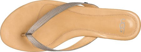 UGG W Allaria II Metallic Braid soft gold