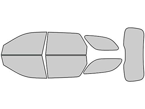 Rtint Window Tint Kit for Dodge Durango 2011-2020 - Complete Kit - 50%