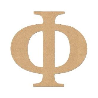 Phi Greek Letter (6