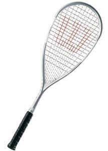 Wilson nCode N120 Squash Racket