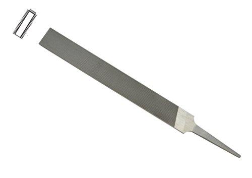 - Grobet Hand File, Flat Hand File, Cut 2, 6 Inches | FIL-040.20