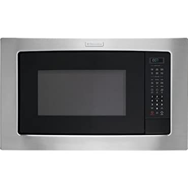 Electrolux EI24MO45IB Built-In Microwave, 2.0-Cubic Feet, Stainless Steel