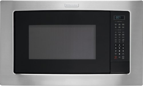 Electrolux EI24MO45IB Built-In Microwave, 2.0-Cubic Feet, Stainless Steel by Electrolux