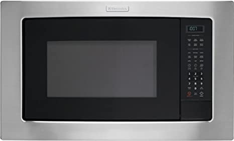 Amazon.com: Electrolux ei24mo45ib integrado Microondas, 2.0 ...