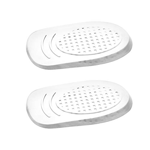 Heel That Pain Plantar Fasciitis Insoles Sore Heel Pain Bone Spur Achilles Heel Seats fits Foot Orthotic Heel Cushion Inserts Protective Clinically Foot Care Orthopedic Tendonitis Support for Women