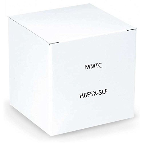 (MMTC HBFSX-SLF Exterior Open-Close S Type Large Format Key Switch With Stop Button In Single Gang Back Box Flush Mount)