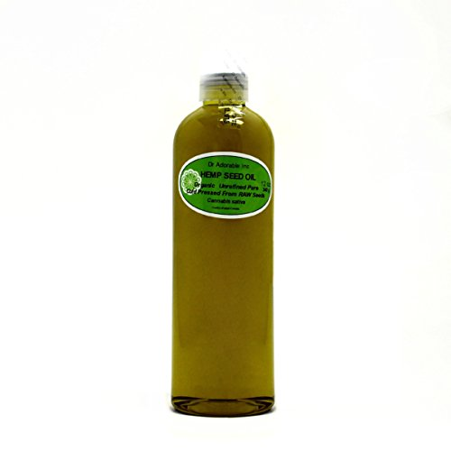Price comparison product image Hemp Seed Oil Pure Organic 12 Oz