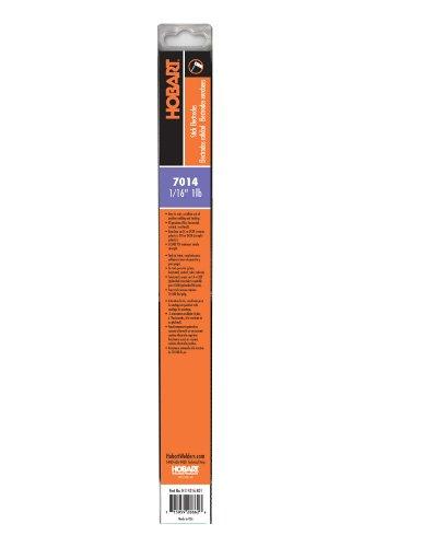 Hobart H114216-R01 1-Pound Plastic 7014 Stick Electrode, 1/16-Inch