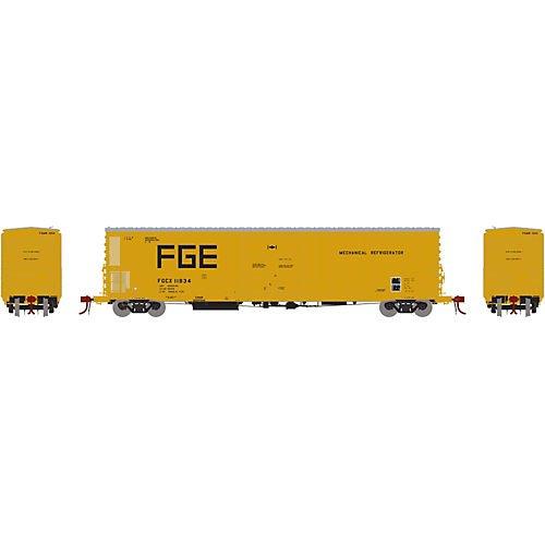 FGE//Block #11834 HO 57 Mechanical Reefer w//Sound