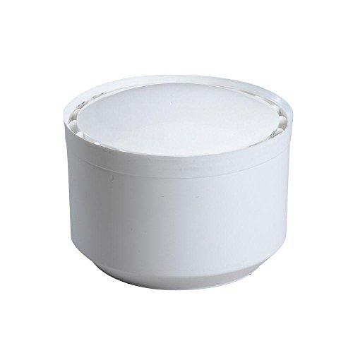 Waterless 3001 No-Flush Urinal Trap Insert, Polyethylene by Waterless