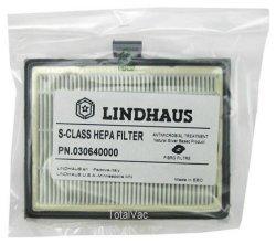 Lindhaus Upright Vacuum Cleaner HEPA Filter