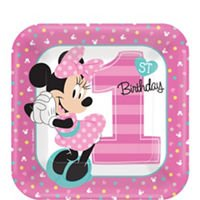 American Greetings 5795247 Minnie Mouse 1st Birthday 7