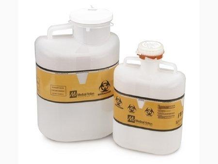 Unisex Urinal Medegen - Item Number 00195CS - 12 Each / Case