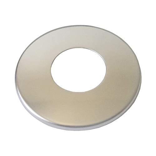 1//2 en acier inoxydable chrom/é col protection des tuyaux