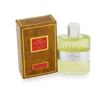 EAU SAUVAGE by Christian Dior - Eau De Toilette Spray 3.4 oz - - Christian Dior Usa