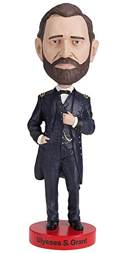 Royal Bobbles Ulysses S. Grant Bobblehead ()