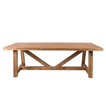 Tisch Kloster Wetterfester Tisch Aus Akazienholz 240x100 Cm