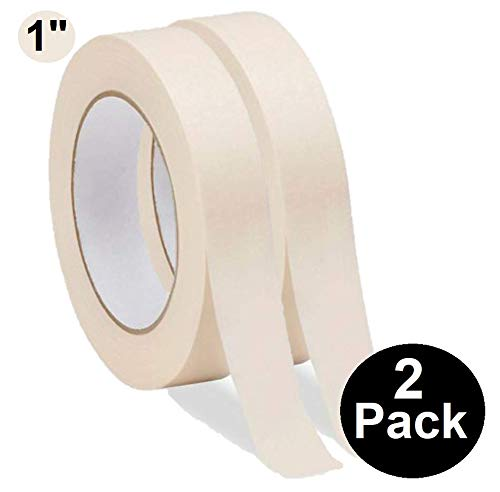 (1InTheOffice General Purpose Masking Tape,0.94-Inch by 60.1-Yards, 3
