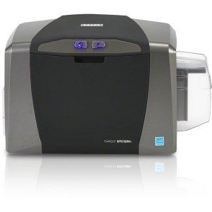 Fargo DTC1250e Single Sided ID Card Printer by Fargo