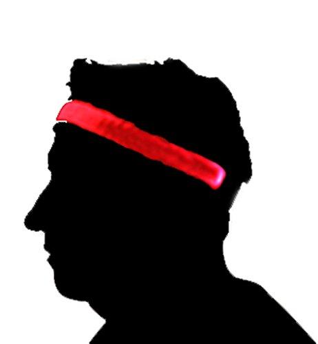 GlowCity Light Up Headbands-Red]()
