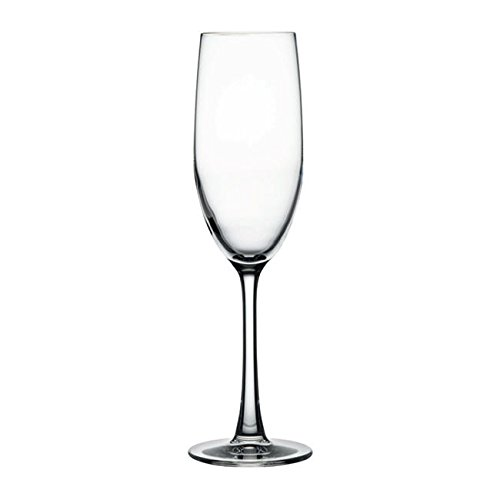 Hospitality Glass Brands 1054955 Reserva Champagne Flute 8 oz (SET OF 24 PER CASE) (Champagne Flute Ounces)