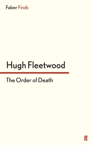 book cover of Order of Death
