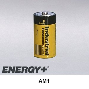 Panasonic Alkaline Battery For Allen Bradley Plc 2 System Power Supply