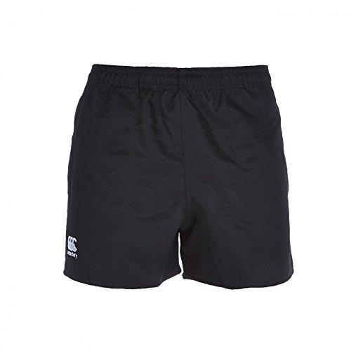 Canterbury Mens Professional Shorts, Black, Large