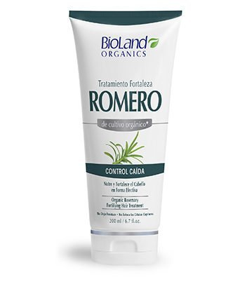 Amazon.com : Organic Rosemary Hair Treatment 6.7 fl.oz. | Tratamiento Organico Capilar de Romero 200 ml : Beauty