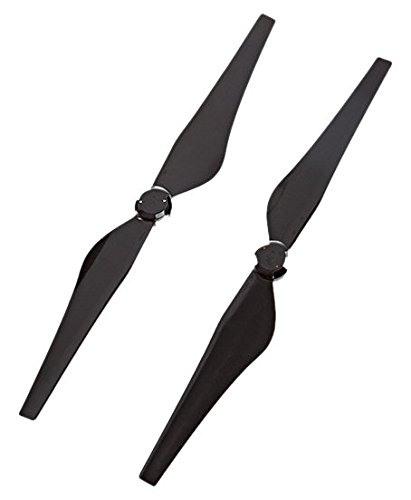 DJI Part 69 1345T Quick-Release Propeller for Inspire 1 Quadcopter, Pair (Clock Wise Propeller, Counter Clock Wise Propeller) by DJI