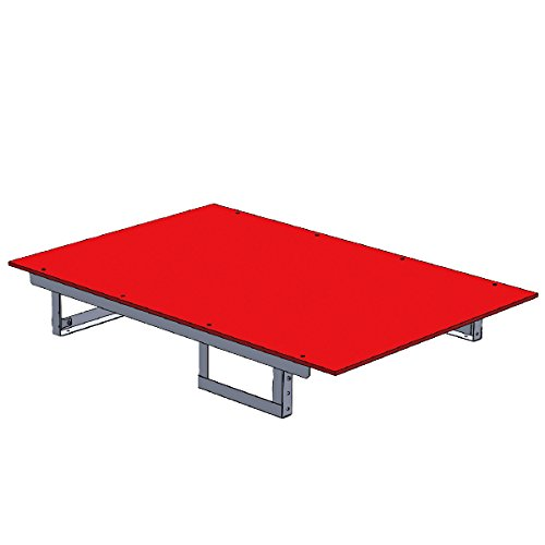 ジェフコム:バンキャビネット(テーブル) SCT-T03 B06Y5GYRP2