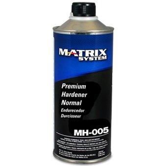 Matrix System MH-005-QT Quart Premium Hardener Normal by Matrix Automotive Finishes