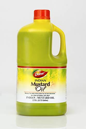 Dabur mustard oil 2.75 ltr