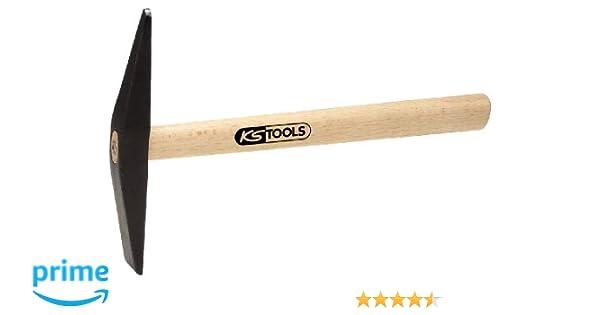 KS Tools 140.2170 Martillo Picador para soldadores, Cabeza forjada de Acero de Gran Calidad: Amazon.es: Bricolaje y herramientas