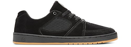Es Accel Slim brown/gum Zapatillas negro