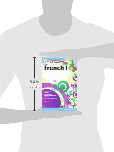 Counting Number worksheets geometry worksheets year 9 : French I, Grades K - 5 (Skill Builders): Carson-Dellosa Publishing ...