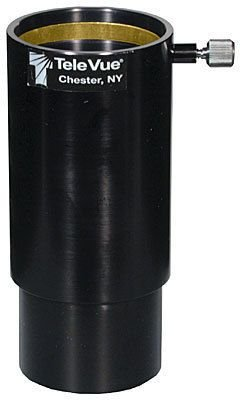 Televue X3C-0009 3.5 Inch Long Extension Tube for 2-Inch Drawtubes
