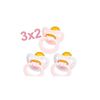 CHUPETE NUKETE ROSE T1 LATEX 3X2