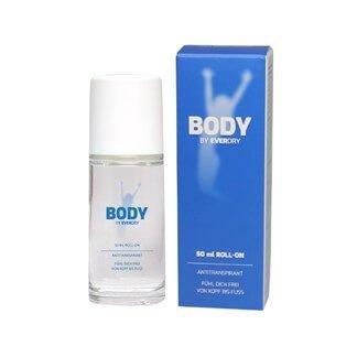 everdry Antitranspirant Body Roll-On 50ml gegen Schwitzen